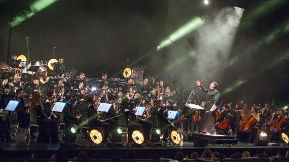 Concierto de la Film Symphony Orchestra: La fuerza de la música acompañó a los sevillanos