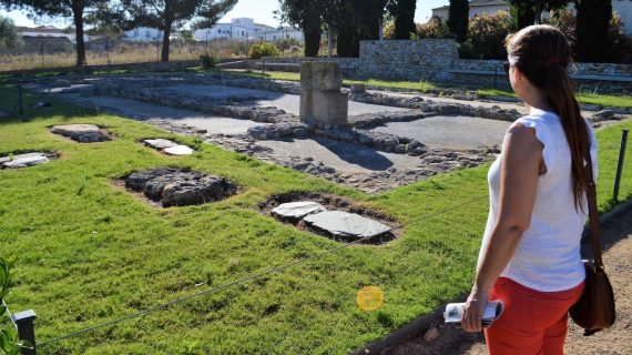 Gerena, donde fueron bautizados los primeros cristianos de Sevilla