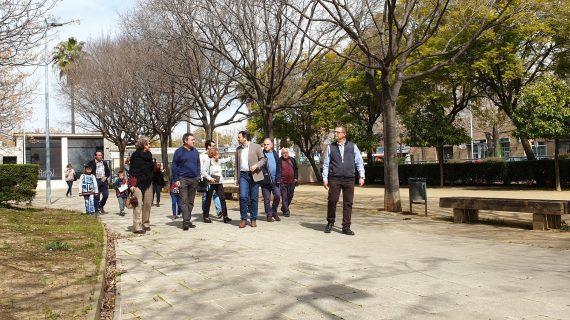 Las autoridades estudian la localización de la nueva Ciudad de la Justicia en Los Bermejales