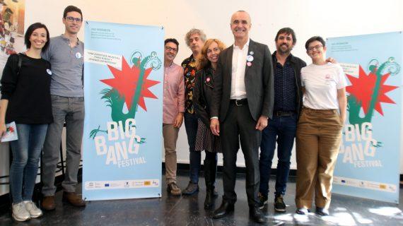 Arranca el festival internacional de música para niños y jóvenes Big Bang