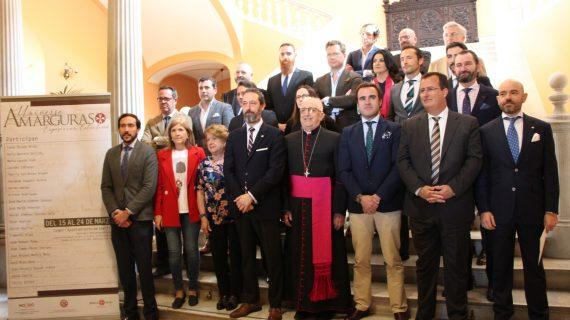 El Consistorio acoge la muestra 'Universo Amarguras' por el centenario de la marcha