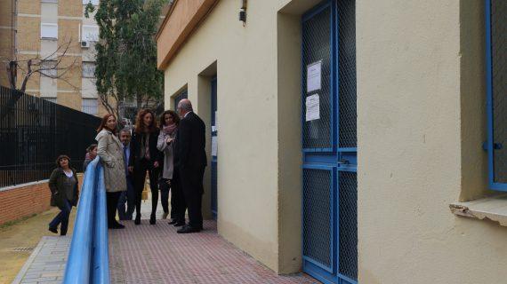 Finalizan las obras en los colegios Manuel Siurot y Santa Catalina en la Macarena