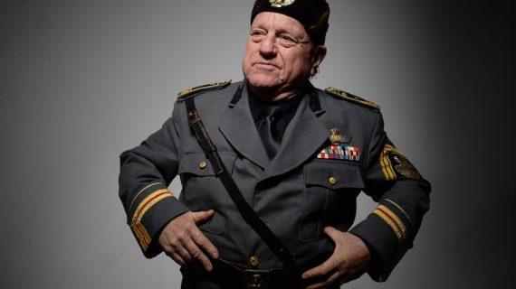 Estreno mundial del espectáculo de Leo Bassi 'Yo, Mussolini' en el Teatro TNT