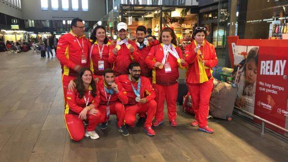 La representación sevillana se trae seis medallas de las Olimpiadas Especiales