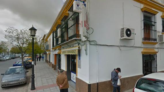 Un vecino de Carmona gana casi 190.000 euros en la Bonoloto