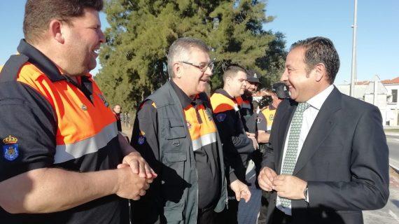 La Junta organiza unas jornadas para promover el voluntariado en Protección Civil