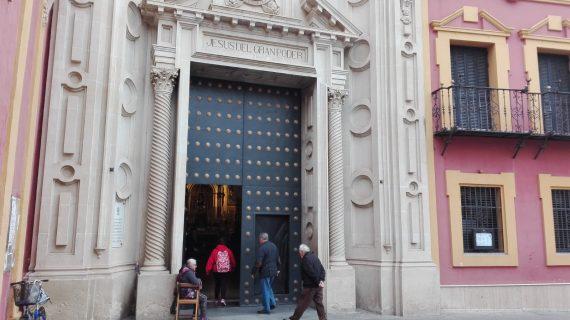 El Heraldo Real visitará la Basílica del Señor del Gran Poder durante su recorrido