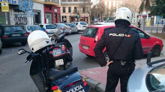 Detenido el autor de varios robos y estafas cometidos en Sevilla