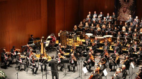 La Banda Sinfónica Municipal de Sevilla hará una versión especial con 'Amarguras' para el pregón de Semana Santa