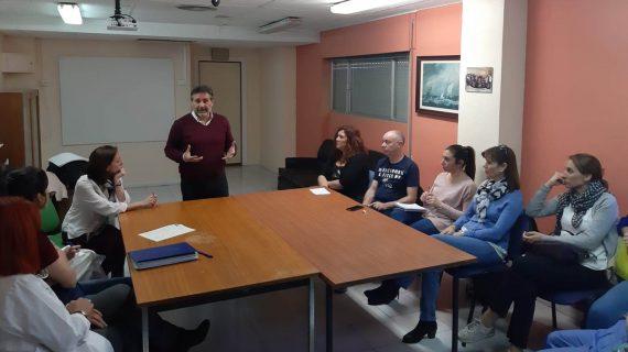 El Macarena desarrolla un curso de 'Cuidados psicológicos y competencias emocionales'