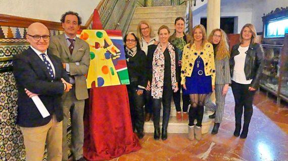 El IV desfile benéfico de moda flamenca del Círculo Mercantil respalda a RedMAdre