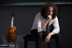 Fahmi Alqhai, director del Festival de Música Antigua de Sevilla, FeMÀS.