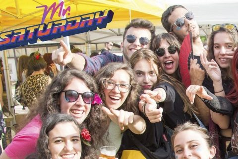 La popular fiesta de baile neoyorkina 'Mr. Saturday' llega a Alcalá