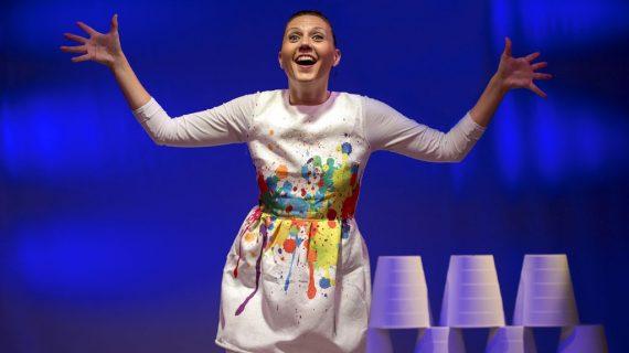El teatro infantil cierra el ciclo 'Ni una menos' del Teatro TNT