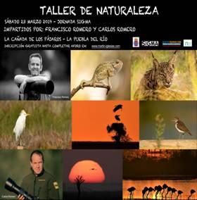 Cañada de los Pájaros acoge unas jornadas de fotografía de naturaleza