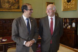 Francisco Rodríguez Rubio, nuevo director de la ETSI de la Universidad de Sevilla.