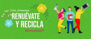 Sevilla se suma a la #GreenWeek19, del 11 al 29 de marzo.