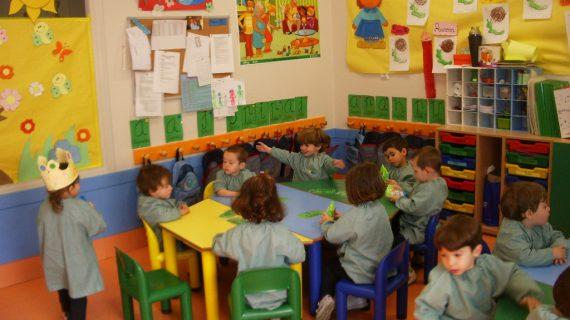 Más de 20 mil plazas para escolares de tres años en la provincia el próximo curso