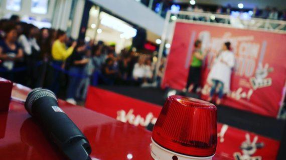 La Voz busca nuevos talentos en Sevilla para su próxima edición