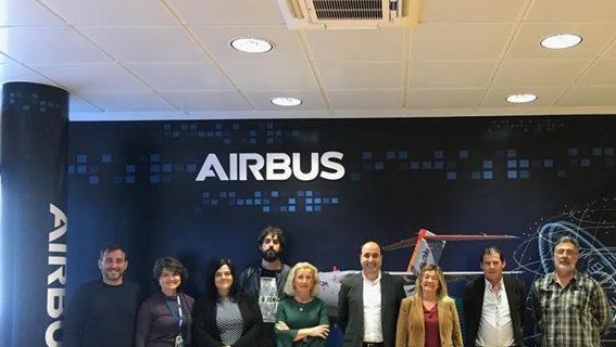 La US participa en un proyecto internacional de Airbus sobre digitalización
