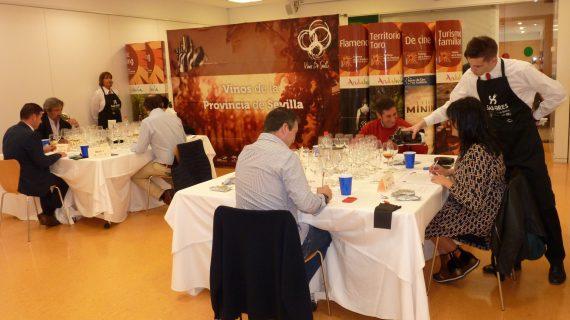 Un jurado de 22 expertos elegirá los mejores vinos y licores sevillanos de este año