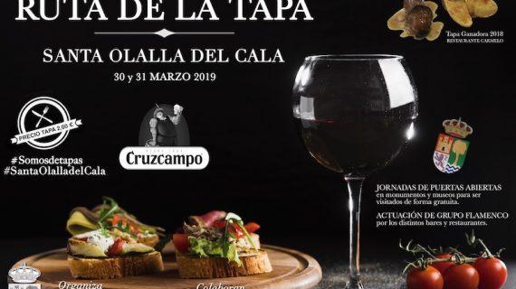 Santa Olalla del Cala presenta su X Ruta de la Tapa en Sevilla