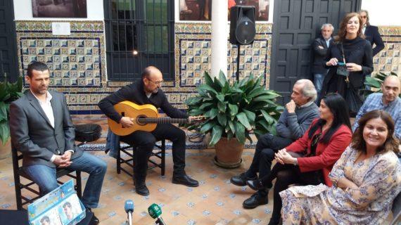 El cantaor Juan Meneses presenta 'Anehlos, Quebrantos y Otros Cantes'