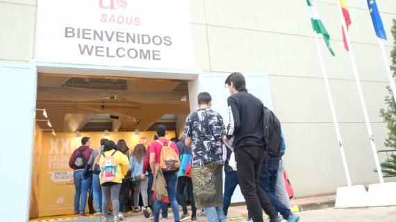 La Hispalense recibe a los futuros universitarios en el Salón del Estudiante