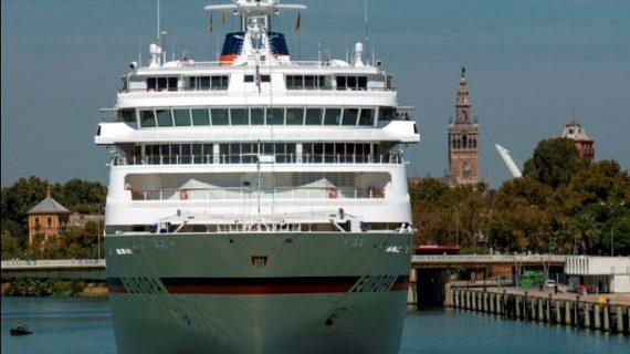 La Feria Mundial de Cruceros tendrá como destino Sevilla hasta 2021