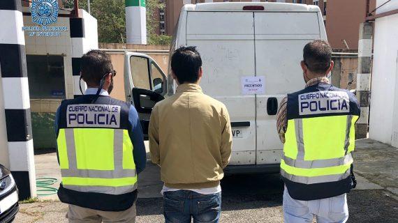Detenido el presunto autor por atropello y muerte de una mujer en Sevilla