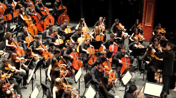 El 25 aniversario de la Orquesta Joven de Andalucía se celebra en el Maestranza
