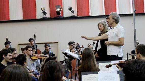 La Orquesta Joven de Andalucía celebra su 25 aniversario con un concierto