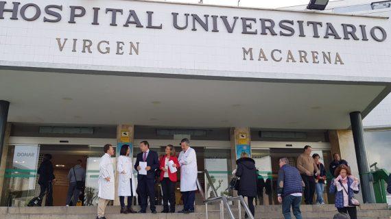 El Grupo Español de Investigación en Cáncer de Mama premia una investigación realizada por el Macarena