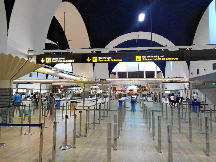El Aeropuerto de Sevilla cerró mayo con una cifra récord de pasajeros tras crecer un 19,6 %