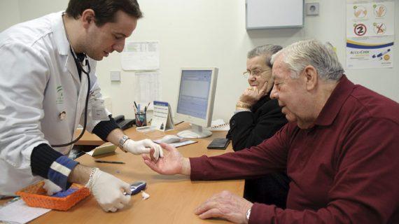 Más tiempo de consulta para cada paciente en el médico de familia