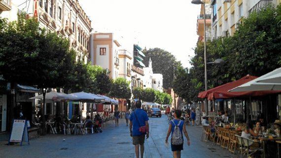 El corazón de Triana se estrena como Zona de Gran Afluencia Turística
