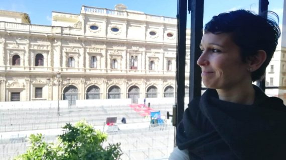 """Cristina Pérez Guillén: """"De todas las ciudades en las que he vivido, mi favorita es Sevilla que la llevo en mi corazón"""""""