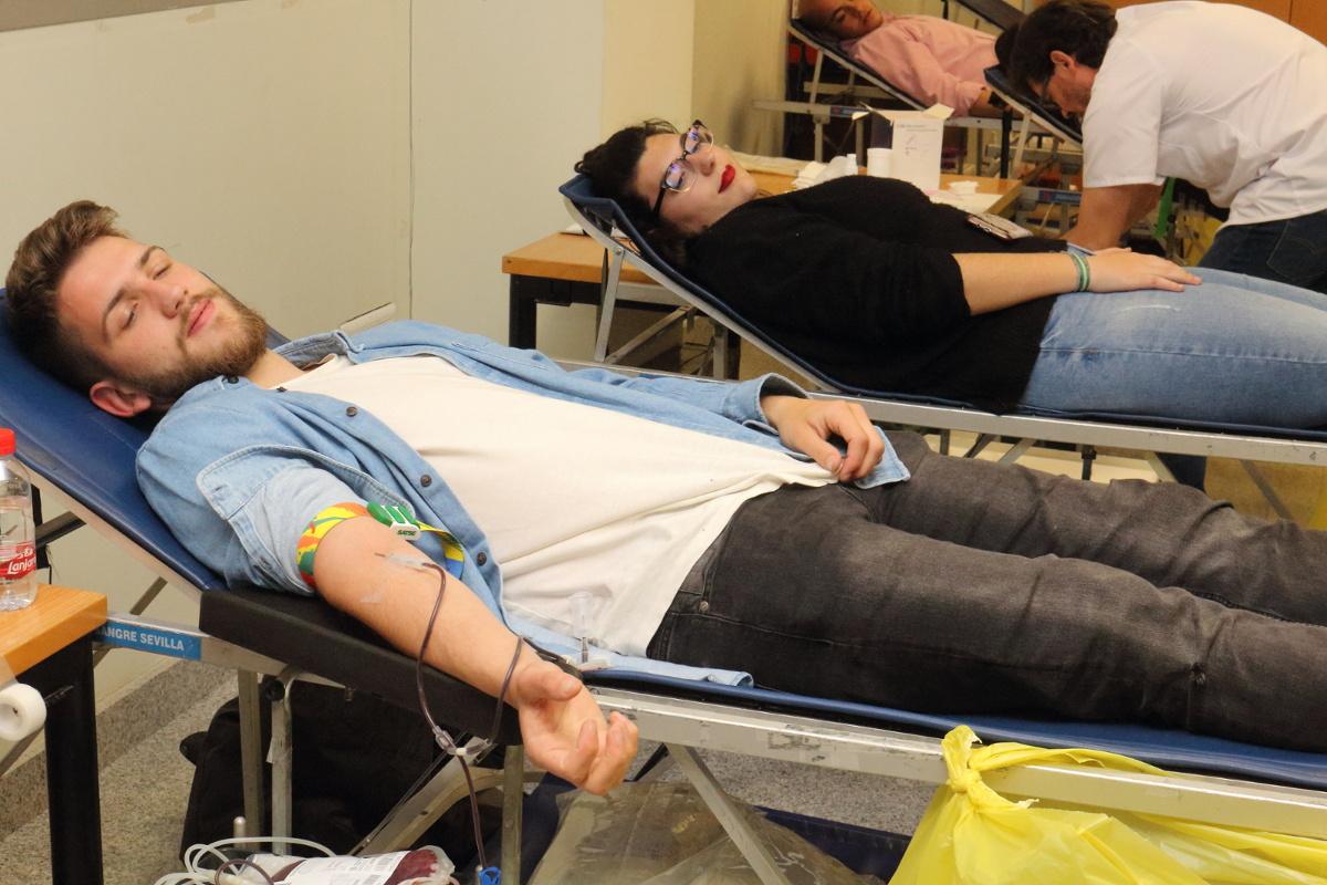 Consulta los puntos de donación de sangre esta semana en Sevilla y provincia