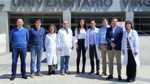 Oncólogos del Virgen del Rocío crean modelos para detectar toxicidad en pacientes con cáncer de pulmón
