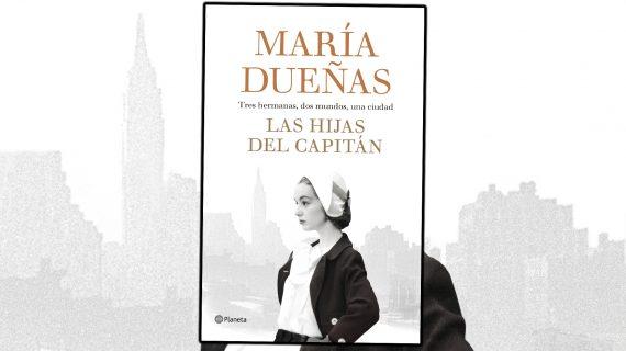 María Dueñas presentará 'Las hijas del Capitán' en la Semana del Libro de Salteras