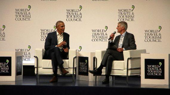 """Obama en Sevilla: """"Viajar recuerda lo que tenemos en común con otros países"""""""