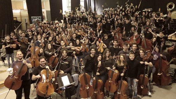 La Orquesta Joven de Andalucía celebra su XX aniversario en el Maestranza