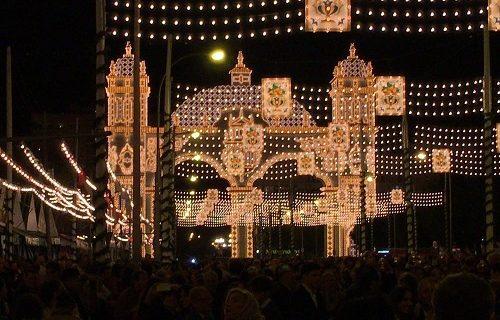 Un espectáculo de sevillanas precederá al Alumbrado de la Feria