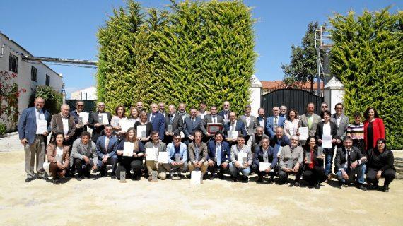 Sevilla acoge los premios nacionales dirigidos a periodistas y escritores del vino
