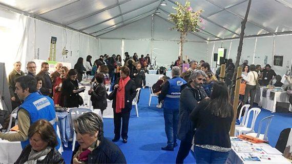 Más de 2.500 personas se interesan por la psicología en la muestra de la Alameda