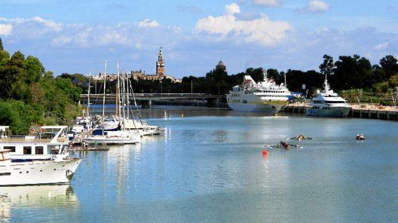 El Puerto de Sevilla tendrá zonas verdes y espacios de recreo y ocio