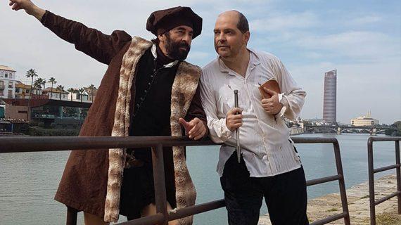 Conoce la ruta Magallanes y Elcano a través de visitas teatralizadas