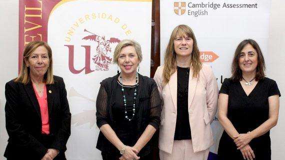 La Universidad de Sevilla reconoce los títulos de Cambridge English para fines académicos