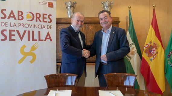 'Sabores de la Provincia de Sevilla' también sin gluten