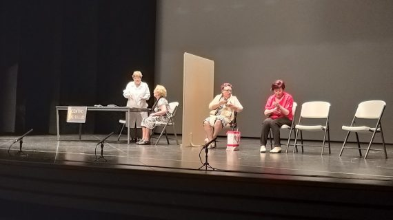 Mairena del Alcor acoge la VIII muestra 'Los Mayores y el Teatro'
